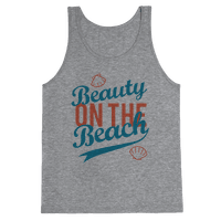Beauty On The Beach (Tank)