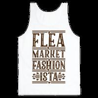 Flea Market Fashionista Tank