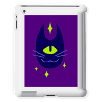 Pixel Cyclops Cat