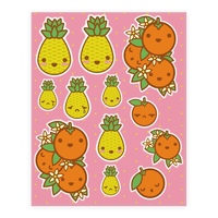 Kawaii Fruit