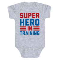 SuperHero In Training Baby