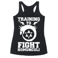 Training to Fight Homunculi