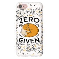 Zero Fox Given Phonecase