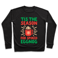 Tis The Season For Spiked Eggnog