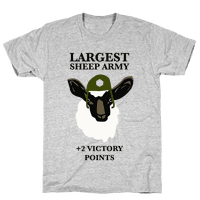 Largest Sheep Army