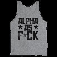 Alpha as F*ck