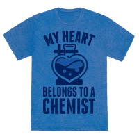 My Heart Belongs to a Chemist