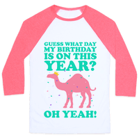 Guess What Day My Birthday is on This Year?