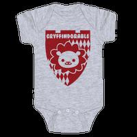Gryffindorable Baby