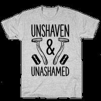 Unshaven and Unashamed