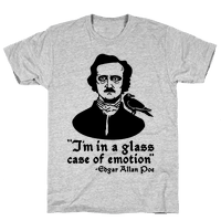 Poe in a Glass Case of Emotion