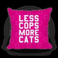 Less Cops More Cats