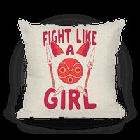 Fight Like A Girl Parody
