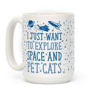 Explore Space and Pet Cats