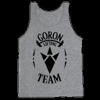 Goron Lifting Team (Goron symbol)