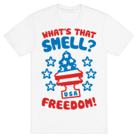 What's That Smell? Freedom!