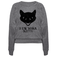 Mew York Kitty (Distressed)