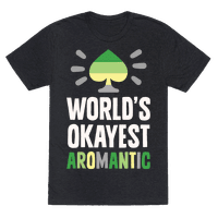 World's Okayest Aromantic