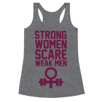Strong Women Scare Weak Men