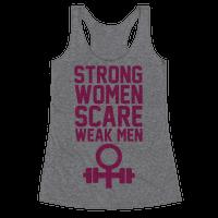 Strong Women Scare Weak Men
