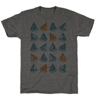 Little Sailboats Pattern