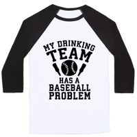 My Drinking Team Has a Baseball Problem