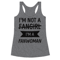 I'm Not A Fangirl