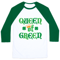 Queen Of Green
