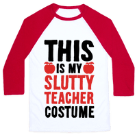 This Is My Slutty Teacher Costume