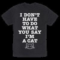 I'm A Cat
