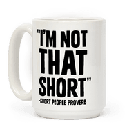 Short People Proverb
