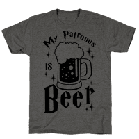 My Patronus Is Beer