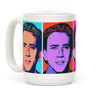 Pop Art Nicolas Cage