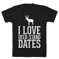 I Love Deer Stand Dates