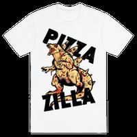 Pizza-Zilla