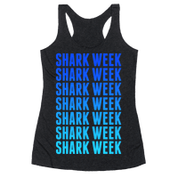 Shark Week Racerback