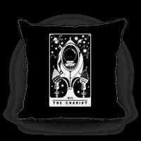 The Chariot Space Rocket Tarot Card