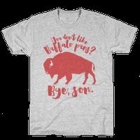 Buffalo Puns