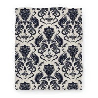 Xenomorph Blanket