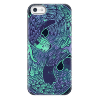 Swirling Wave Otter Phonecase