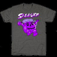 Sizz-urp Man