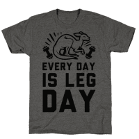 Every Day is Leg Day (Kangaroo)