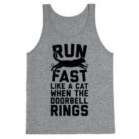 Run Fast Like A Cat