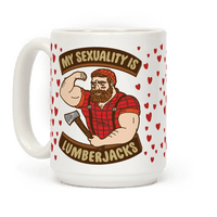 My Sexuality Is Lumberjacks