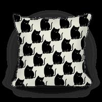 Cat's Tooth Pillow