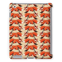 Running Foxes Pattern