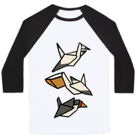 Nautical Origami Seabirds