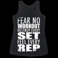 Fear No Workout
