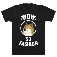 Doge: Wow! So Fashion!