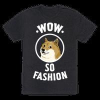 Doge: Wow! So Fashion!